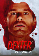 Dexter: The Fifth Season (DVD, 2011, 4-Disc Set) BRAND NEW, sealed