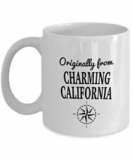 TV Show Mug - Originally from Charming, California - Cool Ceramic Coffee Mug for