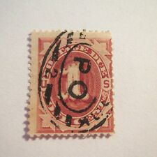 "1~VTG~ 2 Cents U.S. Postage Stamps ""POSTAGE DUE"" #J-15 Used"