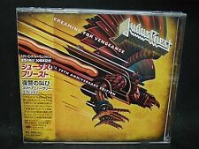 JUDAS PRIEST Screaming For Vengeance JAPAN CD + DVD 30th Anniversary Edition