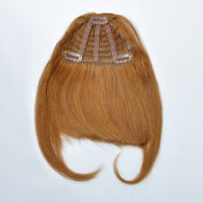 USA STOCK! human hair fringe/bang,25g & 8 colors available, 3-5 days delivery