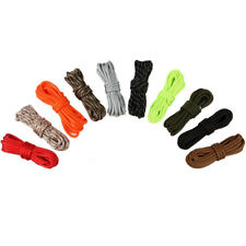 550 Paracord Parachute Cord 100Ft Lanyard Mil Spec Type III 7 Strand Core