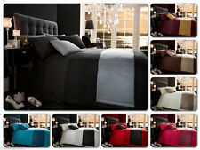 New DIAMOND 5 PC Bed in a Bag Matching Set -  Complete Quilt Cover Bedding Set