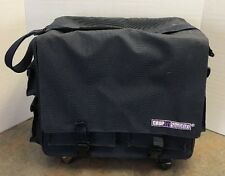 Crop In Style LX Scrapbooking Rolling Wheeled Tote Storage Bag Organizer 17x15x9