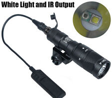 Tactical Light M300V-IR Scout WeaponLight LED White Light and IR Output
