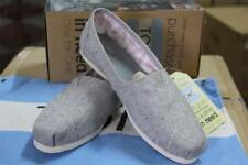 TOMS Earthwise Women's Classics Gray canvas shoes