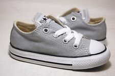 Converse All Star Chuck 736567F Mirage Gray Baby Toddler Shoes