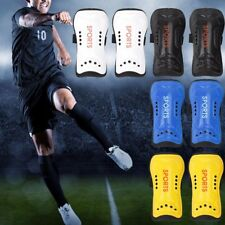 Shin Soccer Guards Guard Youth New Straps Adult Size Football Pads Stay Pair Leg