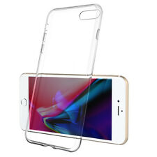 """For Apple iPhone 8 Plus 5.5"""" : 1 Silicon Case +  1 Glass Screen Protector"""