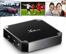 Android 7.1 TV BOX 2GB16GB Amlogic S905W Quad Core Suppot 2.4GHz WiFi Media Play