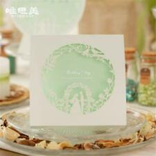 Wedding Laser Cut Floral Cards Invitation Invitations Lace Card Party Hollow New