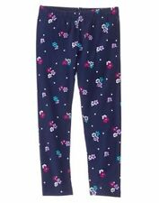 NWT Gymboree Girls Leggings Back to Blooms 5/6,10/12