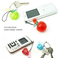 Three-Dimensional Mini Jigsaw Puzzle Mobile Phone Key Chains Transparent 3D Toys