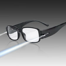 LED Lights Reading Glasses Night Vision Glasses With Lamp for Fishing Cycling
