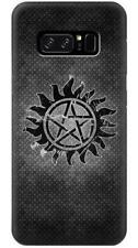 Supernatural Antidemonpos Symbol Phone Case for Samsung Galaxy Note8 Note5 Note