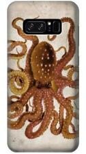 Vintage Octopus Phone Case for Samsung Galaxy Note8 Note5 Note 4 3 2