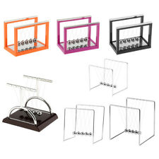 Newton's Cradle - Balancing Balls Office Desk Ornaments Physics Science Toy