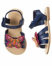 NWT Gymboree Spice Market Butterfly Sandals 4,5,6,7,8,9 Toddler Shoes