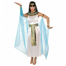 Adults Queen Cleopatra Costume Fancy Dress Party Size 8 - 16 Ladies Womens Sexy