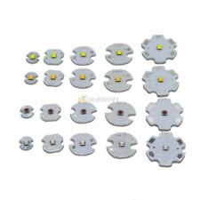 10pcs Cree XB-D Warm Cold Neutral White/Red/Blue/Green/Yellow 3W Hight Power LED