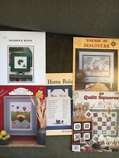 Cross Stitch Pattern Booklets - You Choose - All Different