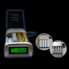 Palo NC05 New Smart LCD Charger for AA/AAA NiCd NiMh Rechargeable Battery