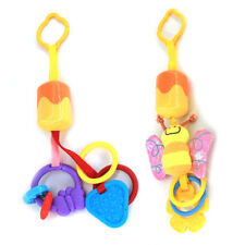 Rattle Toy Infant Baby Plush Stroller Car Seat Hanging Teether Rattles Toys Crib