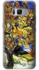Mulberry Tree Van Gogh Phone Case for Samsung Galaxy S8 S7 S6 S5 Plus Edge S4 SI