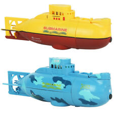 360° Rotation Mini Remote Control RC Submarine Boat Toy for Lake Pool  66