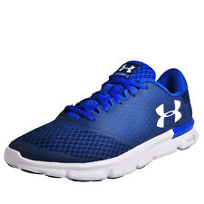 Under Armour Micro G Speed Swift Mens Running Shoes Fitness Gym Trainers Navy