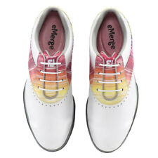 NEW FOOTJOY WOMEN EMERGE GOLF SHOES CLOSEOUT