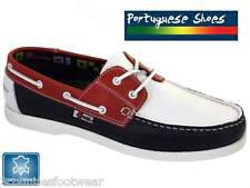 BEPPI PORTUGUESE MADE DECK SHOES SUPERB LEATHER BOAT SHOES size 6 7 8 9 10 11