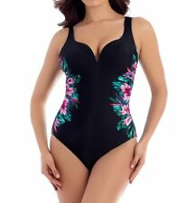 Miraclesuit 6511530 Tahitian Temptress Soft Cup One Piece Swimsuit