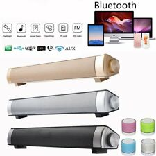 Multi-Portable Wireless Bluetooth Speaker Home Theater Soundbar Subwoofer Lot