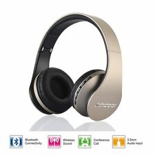 Digital 4 in 1 Andoer LH-811 Stereo Wireless Bluetooth 4.1 + EDR Headphone + Mic