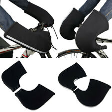 Windproof Winter Cycling Gloves Road Bike Handlebar Mittens Hand Warmers Covers