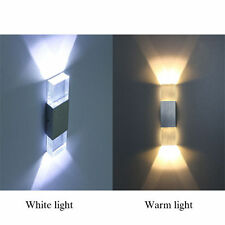 LED Wall Lights Modern Sconce Crystal LED Wall Lamp Simple Bedside Lamp 5613HC