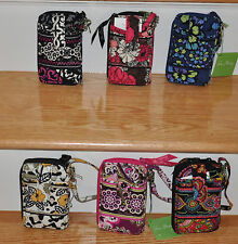 VERA BRADLEY CARRY IT ALL WRISTLET RETIRED COLORS-YOU CHOSE ONE-NWT