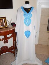 Elegant-Butterfly Style Sleeves 3-pieces-Boubou/Kaftan Traditional African Dress