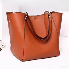 Women Fashion PU Leather Shoulder Bag Handbag Messenger Tote Lady Shopping Purse