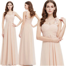 US Long Bridesmaid Dress One Shoulder Christmas Party Dresses 09768 Ever-Pretty