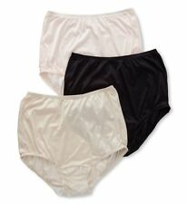 Vanity Fair 15712PK Perfectly Yours Ravissant Brief Panty - 3 Pack