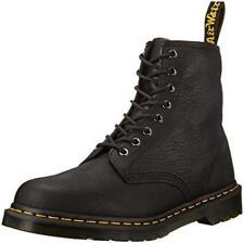 Dr. Martens 1460 black Eye Classic Smooth Leather Boots with Air Wair Soleie