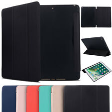 For Apple iPad 2/3/4 Folding Magnetic PU Leather Case Smart Wake Cover Stand