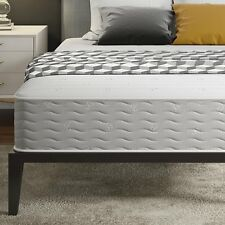"""Contour 8"""" 10"""" Independently Encased Coil Mattress w/ CertiPUR-US certified foam"""