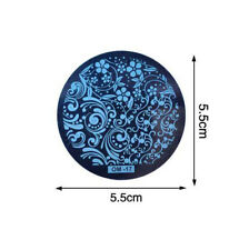 Nail Art Steel Plate Image Stamp Manicure Template Stamping Plates Nail Tool