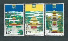 China - Mail 2007 Yvert 4452/4 Mnh Tombs of emperors