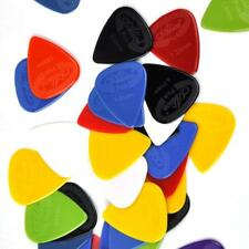 Lots of 100pcs Alice Nylon Guitar Picks Plectrums .58 .71 .81 .96 1.2 1.5mm
