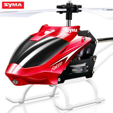 SYMA W25 2 Channel Mini RC Helicopter Aircraft with Gyro Alluminum Body Drone