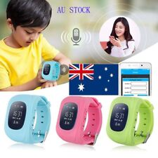 Q50 GPS Smart Safe Watch SOS Tracker Anti Lost Monitor Baby Wristwatch AU STOCK